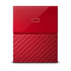 Ổ cứng di động HDD WD My Passport 4TB WDBYFT0040BRD-WESN