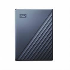 Ổ cứng di động HDD WD My PassPort Ultra (Màu Xanh)