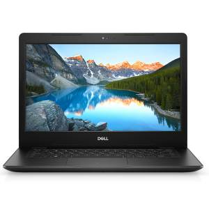 Laptop Dell Inspiron N3481 030CX2 (Đen)