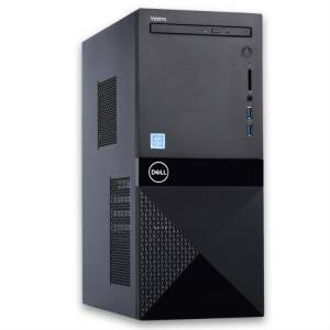 PC Dell Vostro 3670 (Mini Tower) 42VT370035 (Đen)