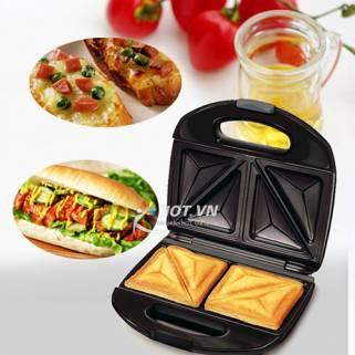 Máy nướng bánh Hotdog Nikai