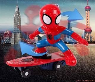 TRò chơi nhện lướt ván