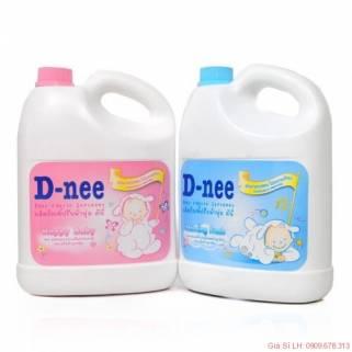 Nước Giặt Xã D-nee cho bé 3 Lít - Thái Lan