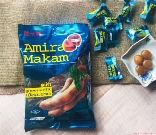 kẹo me Amira Makam