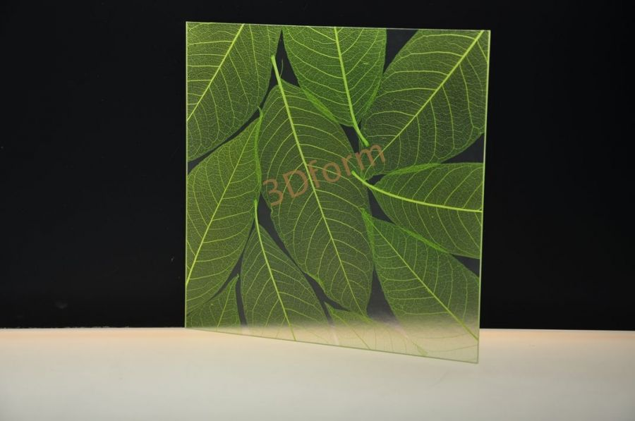 Orchid Leaf Green