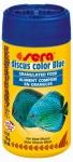 Thức ăn SERA cho cá đĩa xanh