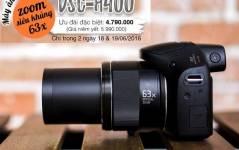 Hot Buy Sony DSC H400 tại Phú Quang với giá 4,790,000 đvn