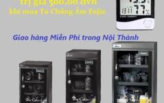Mua Tủ Chống Ẩm tặng ngay Đồng Hồ trị giá 500,000 đvn