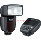 Nissin Di700A Flash Kit with Air 1 Commander for Sony - Canon - Nikon