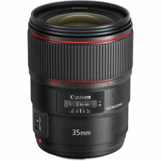 Canon EF 35mm F1.4 II