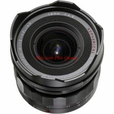 Voigtlander 15mm F4.5 III for Sony E