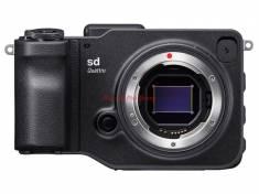 Sigma SD Quattro + Lens 30F1.4 Art