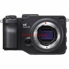 Sigma SD Quattro H + Lens Sigma 30mm F1.4
