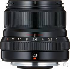 Fujifilm XF 23mm F2