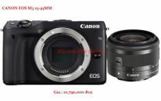 Canon EOS M3 Kit 15-45