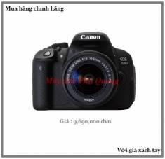 Canon EOS 700D Kit 18-55 STM