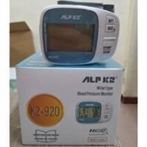 Máy đo huyết áp cổ tay Alpk2 K2-920