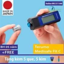 Máy đo đường huyết cao cấp Nhật Bản Terumo Fit C - Made in Japanb