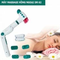 Máy massage toàn thân cầm tay Fitness DR62 (DR-62)