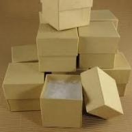 Hộp giấy sản xuất từ giấy Chipboad