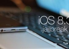Đã có thể jailbreak ios 8.3?