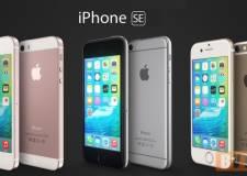 thông tin iPhone SE