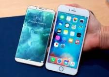 iPhone 8 có thiết kế màn hình cong, không viền?
