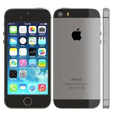 Apple iPhone 5S 64GB Gray