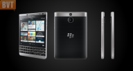 Blackberry Passport Silver Edition likenew 99%