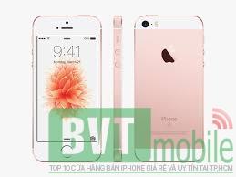 iPhone SE 64GB Rose Gold - Cũ LikeNew (Bản Quốc tế)