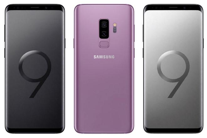 SamSung Galaxy S9+ Cũ Likenew - Chính Hãng SSVN