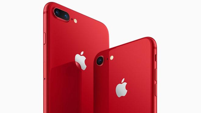 Iphone 8 Plus 64GB Red Mới 100% - Chính Hãng Apple