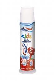 Kem đánh răng trẻ em nuốt được AquaFresh Kids
