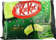 Japanese Kit Kat - Maccha Green Tea Bag