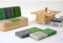 Mẫu sofa lạ