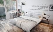 4 thiết kế phòng ngủ hiện đại đáng để mơ ước