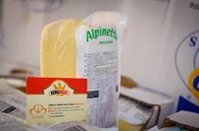 PHÔ MAI ALPINETTA - ALPINETTA MOZZARELLA CHEESE - KHỐI 1.5KG