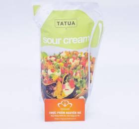 KEM CHUA TATUA - SOUR CREAM 1KG/GÓI