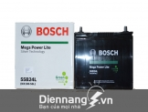 Ắc quy Bosch 55B24L/NS60L (12V-45ah)