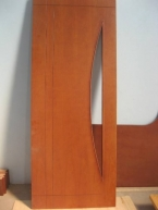 Cửa gỗ công nghiệp MS 07
