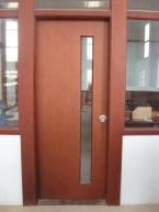 Cửa gỗ công nghiệp MS 08
