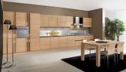 Tủ bếp gỗ công nghiệp MS13