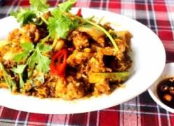 Công thức nấu ăn ngon với tinh bột nghệ