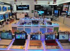 Máy khuếch tán và tinh dầu hoa nhài cho cửa hàng điện tử