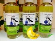 Tinh dầu đuỗi muỗi an toàn cho sức khỏe