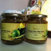 Chanh đào mật ong Thiện Tâm