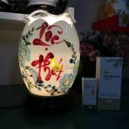 Đèn xông tinh dầu Thiện Tâm 004