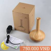 Máy khuếch tán tinh dầu vân gỗ MD00022016