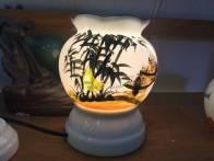 Đèn xông hương tinh dầu đồng quê 02122016-02
