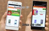 Với số tiền gần 4 triệu, bạn sẽ chọn Gionee Marathon M3 hay Mobiistar Prime 508 Lite?